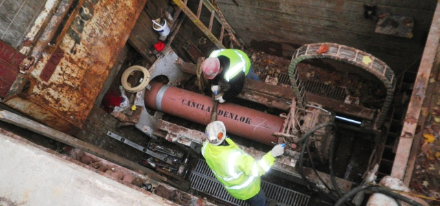 Infrastructure – Sewer
