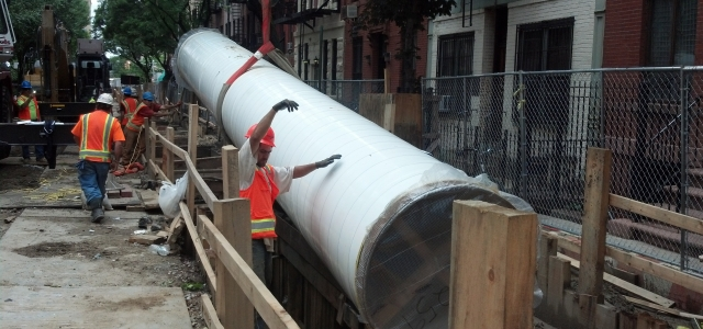 Infrastructure – Water Main